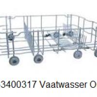 Beko 1763400317 Vaatwasser Onderkorf