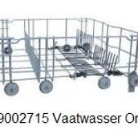Beko 1759002715 Vaatwasser Onderkorf