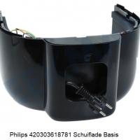 Philips 420303618781 Schuiflade Basis