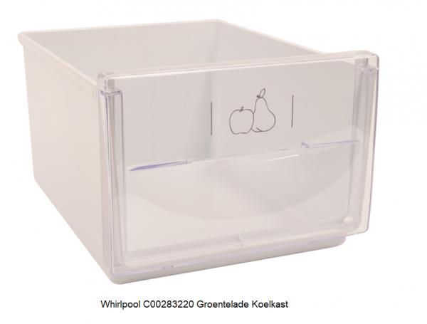Whirlpool C00283220 Groentelade Koelkast verkrijgbaar bij ANKA