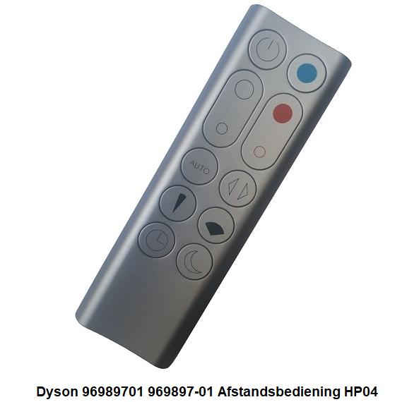 Dyson 96989701 969897-01 Afstandsbediening HP04 verkrijgbaar bijn ANKA