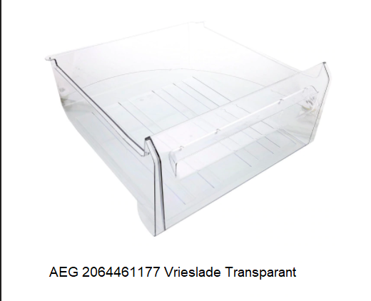 AEG 2064461177 Vrieslade Transparant verkrijgbaar bij ANKA