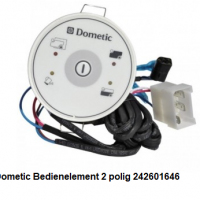 242601646 Dometic Bedienelement 2 polig