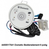 4450017541 Dometic Bedienelement 6 polig