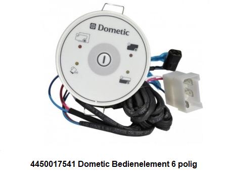 4450017541 Dometic Bedienelement 6 polig verkrijgbaar bij ANKA