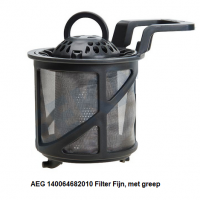 AEG 140064682010 Filter Fijn, met greep
