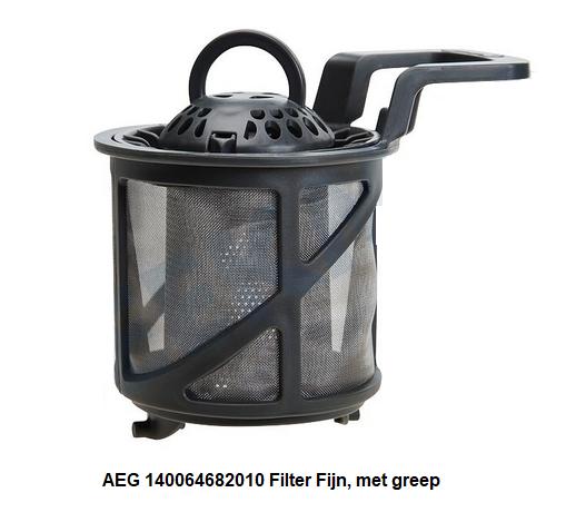 AEG 140064682010 Filter Fijn, met greep verkrijgbaar bij ANKA