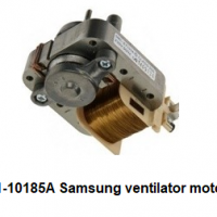 DE31-10185A Samsung ventilator motor