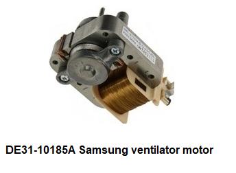 DE31-10185A Samsung ventilator motor verkrijgbaar bij ANKA