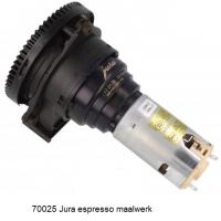70025 Jura espresso maalwerk