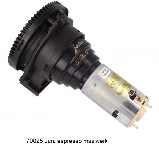 70025 Jura espresso maalwerk verkrijgbaar bij ANKA
