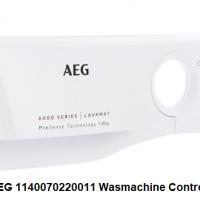 AEG 1140070220011 Wasmachine Controlepaneel