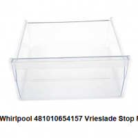Whirlpool 481010654157 Vrieslade Stop Frost