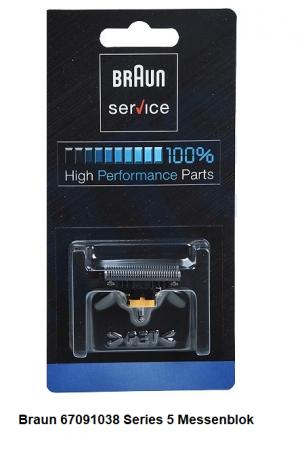 Braun 67091038 Series 5 Messenblok verkrijgbaar bij ANKA