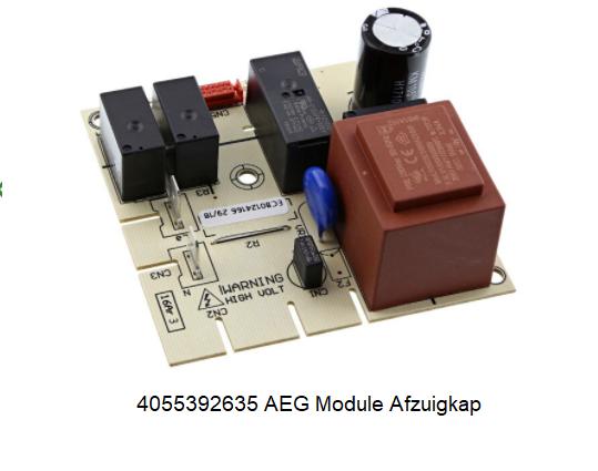 4055392635 AEG Module Afzuigkap verkrijgbaar bij ANKA