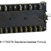 Smeg 811730278 Standenschakelaar Fornuis