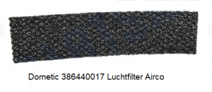 Dometic 386440017 Luchtfilter Airco verkrijgbaar bij ANKA