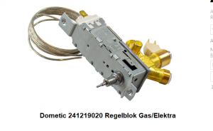 Dometic 241219020 Regelblok Gas/Elektra verkrijgbaar bij ANKA