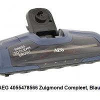 AEG 4055478566 Zuigmond Blauw