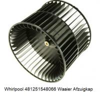 Whirlpool 481251548066 Waaier Afzuigkap