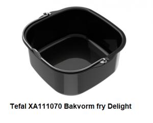 Tefal XA111070 Bakvorm fry Delight direct verkrijgbaar bij ANKA