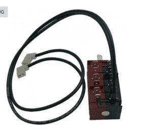 Dometic 295202552 Keuzeschakelaar Compleet verkrijgbaar bij Anka