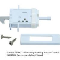 Dometic 289047110 Deurvergrendeling Vriesvak