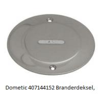 Dometic 407144152 Branderdeksel, 3 stuks