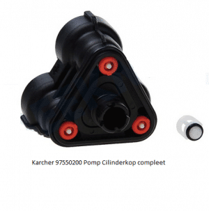 Karcher 97550200 Pomp Cilinderkop compleet verkrijgbaar bij Anka