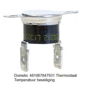 Dometic 481067847931 Thermostaat Temperatuur verkrijgbaar bij Anka
