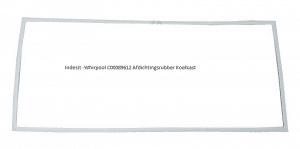 Indesit -Whirpool C00089612 Afdichtingsrubber Koelkast verkrijgbaar bij Anka