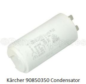 Kärcher 90850350 Condensator 16 uF verkrijgbaar bij Anka