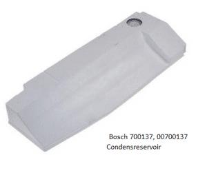 Bosch 700137, 00700137 Condensreservoir verkrijgbaar bij Anka