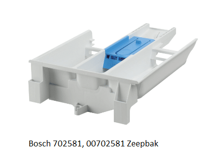 Bosch 00702581 Wasmachine Zeepbak verkrijgbaar bij Anka