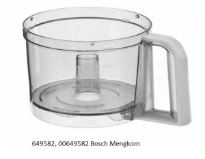 649582, 00649582 Bosch Mengkom verkrijgbaar bij Anka