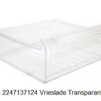 AEG 2247137124 Vrieslade Transparant 410x370x165mm