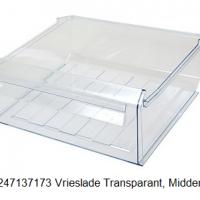 AEG 2247137173 Vrieslade Transparant, Midden/Boven