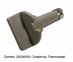Dometic 293260501 Draaiknop Thermostaat verkrijgbaar bij Anka