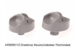 4499000112 Draaiknop Keuzeschakelaar-Thermostaat verkrijgbaar bij Anka