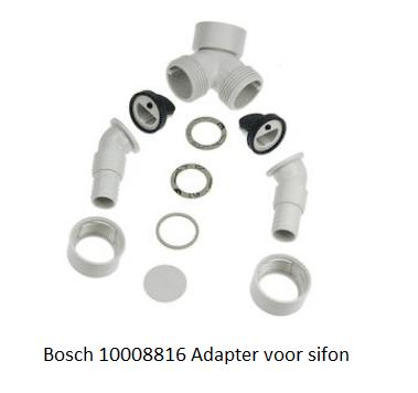 Bosch 10008816 Adapter sifon verkrijgbaar bij Anka