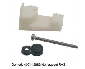 Dometic 407143986 Montageset RVS verkrijgbaar bij Anka