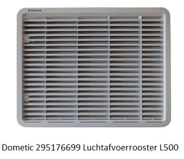 Dometic 295176699 Luchtafvoerrooster L500 verkrijgbaar bij AQnka