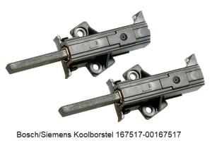 Bosch/Siemens Koolborstel 167517-00167517 verkrijgbaar bij Anka