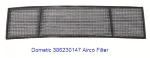 Dometic 386230147 Airco Filter verkrijgbaar bij Anka