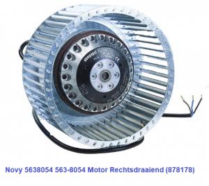 Novy 5638054 563-8054 Motor Rechtsdraaiend (878178) verkrijgbaar bij ANKA