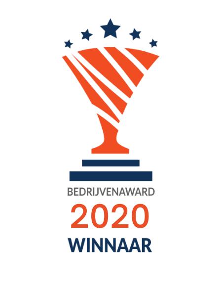 Winnaar Bedrijven Award 2020
